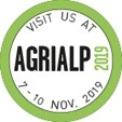 CARON - AGRIALP 2019, Bozen (IT), from 7th to 10th November 2019