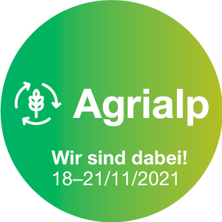 CARON - AGRIALP 2021, Bozen IT, from 18th to 21st November 2021