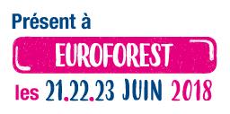 CARON - EUROFOREST 2018 (21.22.23 giugno) Saint-Bonnet-de-Joux (Francia)