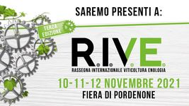 CARON - RIVE 2021- Pordenone (Italy) from 10th till 12th November 2021